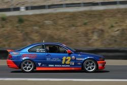 #12 Southwest Racers Group BMW 330ci: Mike Halpin, Jim Briody