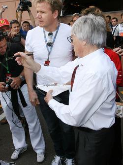 Gordon Ramsay, Famous Chef