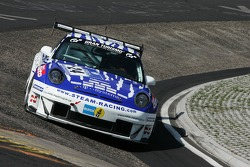 #24 Steam-Racing Porsche 997 GT3 RS: Michael Schratz, Johannes Siegler