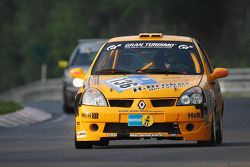 #136 Renault Clio RS: Uwe Reich, Markus Leger, Michael Wellmann, Alexander Starke