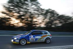 #252 ORMS Racing-Wiesmann Alfa Romeo 147 JTD: Hans Hahnel, Christian Feineis
