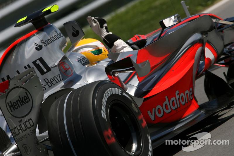 Lewis Hamilton – GP de Canadá 2007