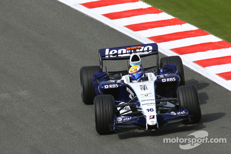 2007: Williams FW29