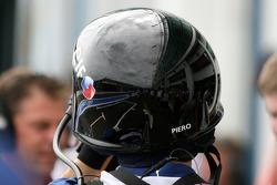 Renault F1 Team, refueling hemlet