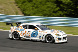 #69 SpeedSource Mazda RX-8: Emil Assentato, Nick Longhi, Jeff Segal