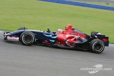 Silverstone, test di giugno