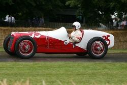 Thomas Malloy, Miller Ford V8 1935