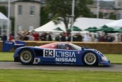 Murray Smith, Nissan R90 1990