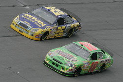 J.J. Yeley and Jamie McMurray
