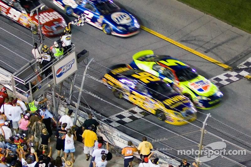 2007, Daytona 2: Jamie McMurray (Roush-Ford)