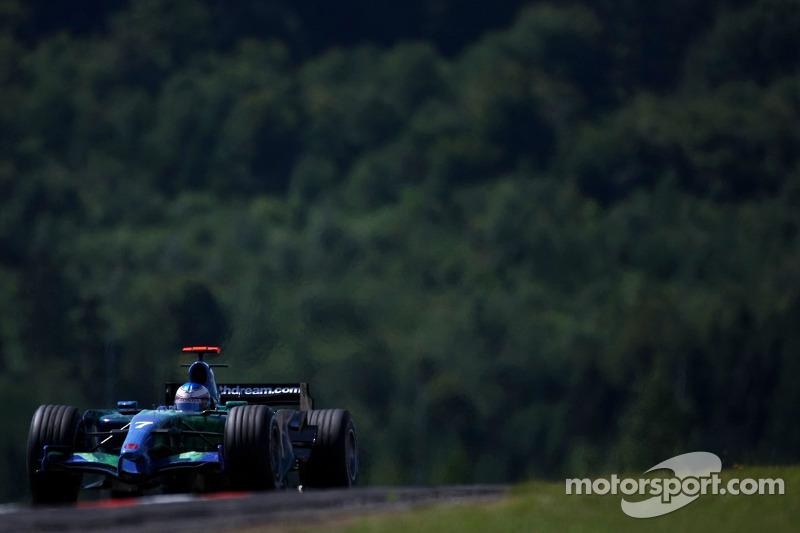 Дженсон Баттон, Honda Racing F1 Team, RA107