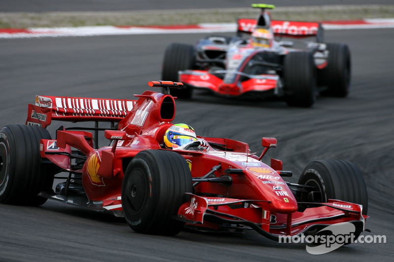 Феліпе Масса, Scuderia Ferrari, Льюіс Хемілтон, McLaren Mercedes