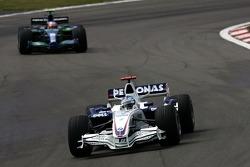 Нік Хайдфельд, BMW Sauber F1 Team