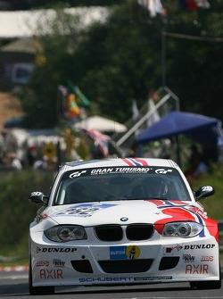 #262 Motorsport Arena Oschersleben BMW 120d: Nils Tronrud, Anders Burchardt