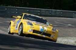 #54 Lanza Motorsport Nissan 350 Z: Mauro Simoncini, Alfredo Varini, Riccardo Bachiorri