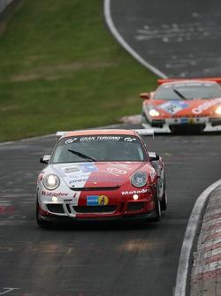 #40 Matador Rennsport-Team Deutschland Porsche GT3: Alexander Roloff, Dominik Schwager, Jan-Erik Slooten, Peter Scharmach