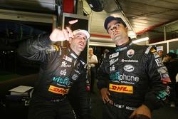 Michael Bartels and Pedro Lamy