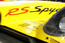 RS Spyder nose