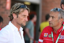Carl Fogarty, Davide Tardozzi
