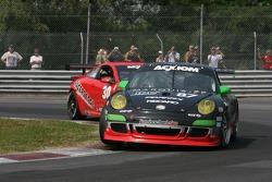 #87 Farnbacher Loles Motorsports Porsche GT3 Cup: Bryce Miller, Dirk Werner
