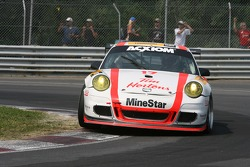 #17 Doncaster Racing Porsche GT3 Cup: Greg Wilkins, Dave Lacey