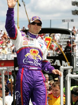 Drivers introduction: Jamie McMurray