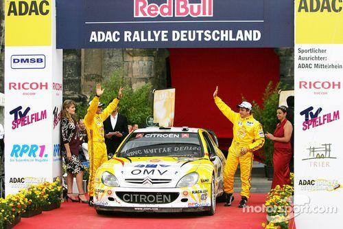 Rallye d'Allemagne