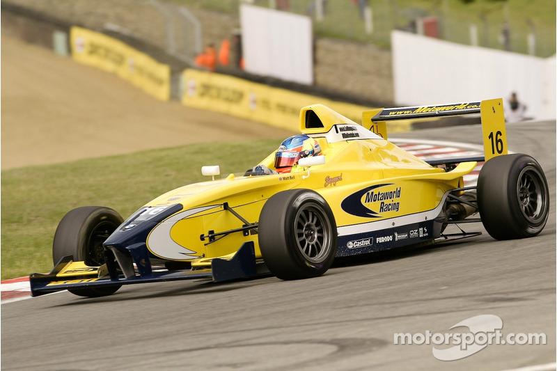 #16 Matt Bell (GB) Motaworld Racing Formula BMW FB2