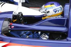 #10 Arena International Motorsport Zytek 07S – Zytek: Hayanari Shimoda, Stefan Johansson