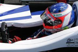 #15 Charouz Racing System Lola B07/17 – Judd: Stefan Mücke