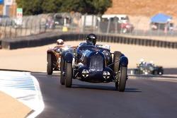 Brian Mullin, Los Angeles, CA   1938 Talbot Lago 26 SS