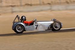 Richard Mattei, 1957 Lotus 7S