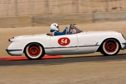 Richard Ravel, 1954 Corvette