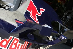 Red Bull Racing engine cover