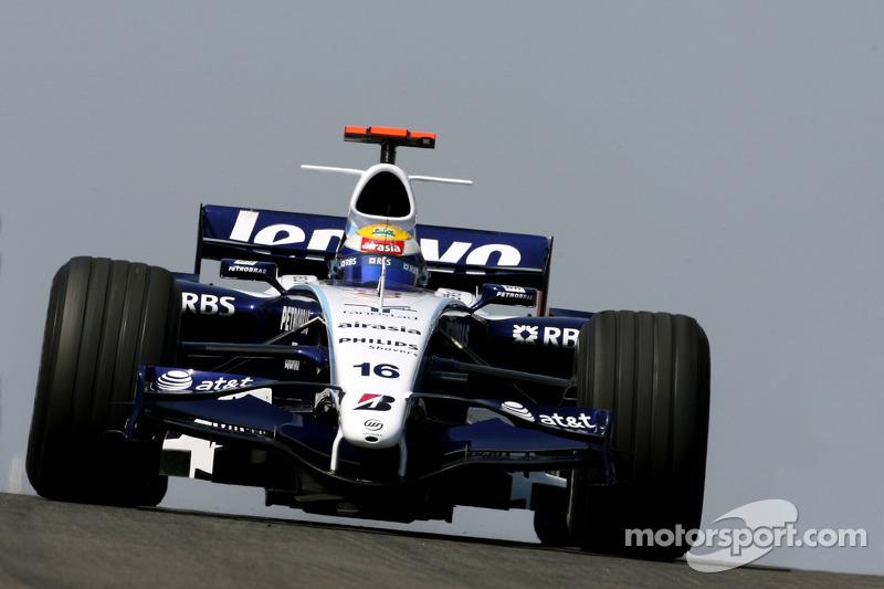 Nico Rosberg - 27 puan