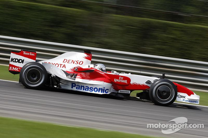 2007: Toyota TF107