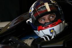 Erik Janis, driver of A1 Team Czech Republic