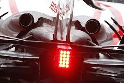 Feu arrière, Super Aguri F1 Team, SA07