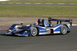 #40 Quifel - ASM Team Lola B05/40 - AER: Miguel Amaral, Miguel Angel De Castro, Angel Burgueno
