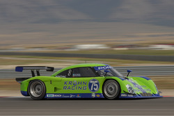 #75 Krohn Racing Pontiac Riley: Nic Jonsson, Colin Braun