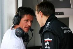 Axel Randolph, Race Engineer of Mika Hakkinen
