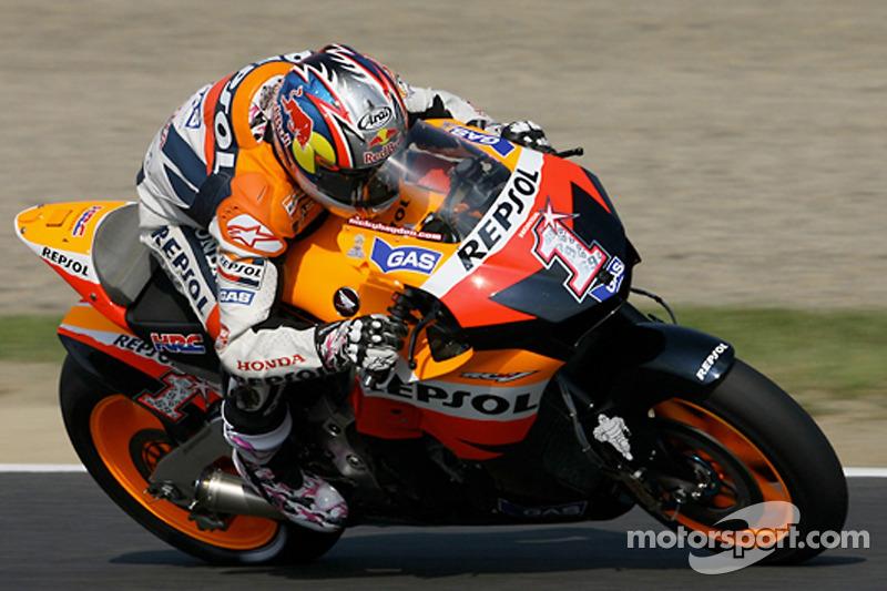 2007: MotoGP - Repsol Honda Team, Honda RC212V