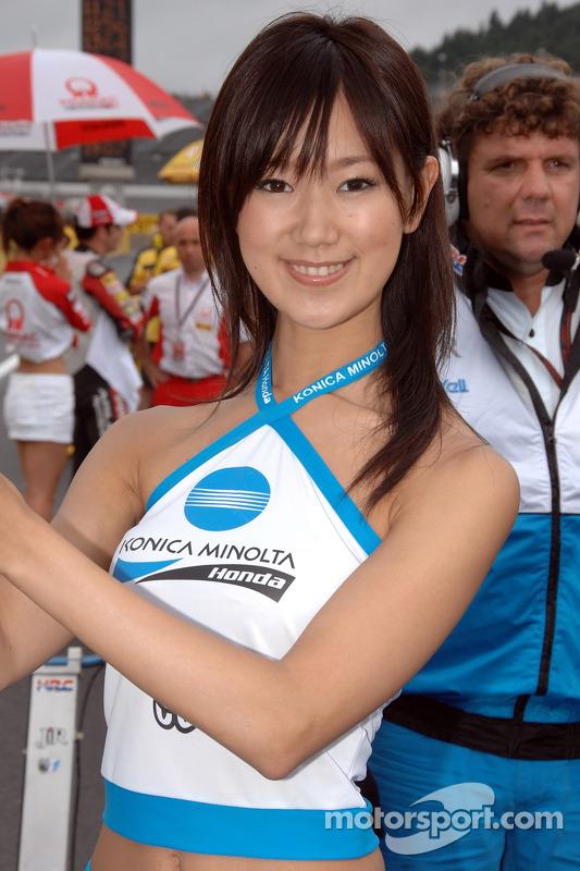 MotoGP Jerez paddock girls 2014   Visordown