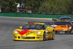 #5 Carsport Holland Corvette Z06: Jean-Denis Deletraz, Mike Hezemans