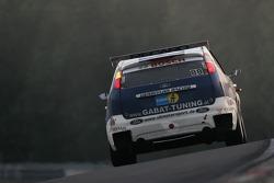 #88 Björn Herrmann Ford Focus: Nikolaus Mayer-Melnhof, Michael Martin, Dirk Kremp