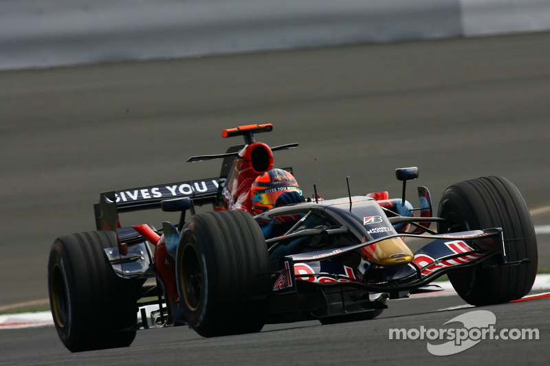 2007: Toro Rosso STR2