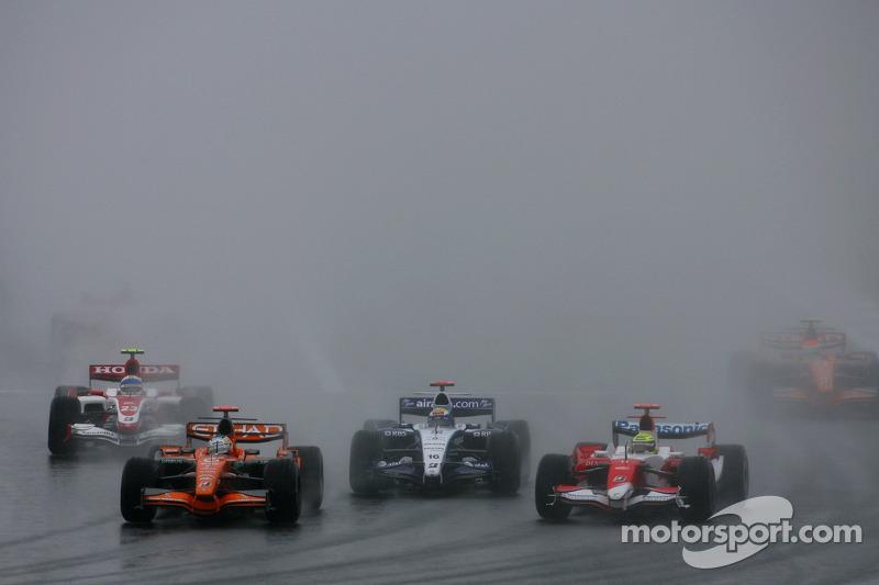 30 сентября 2007. Гран При Японии