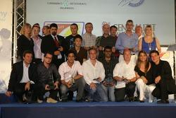2007 GP2 Series Prize winners