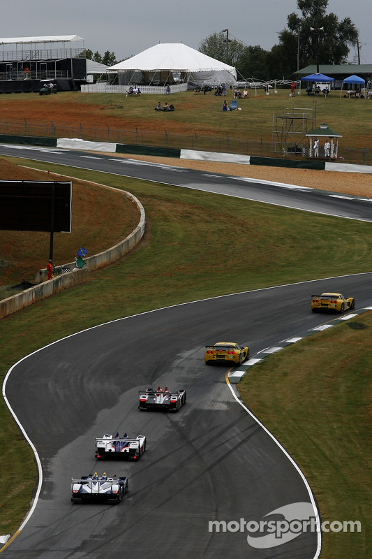 Testing action in the Esses