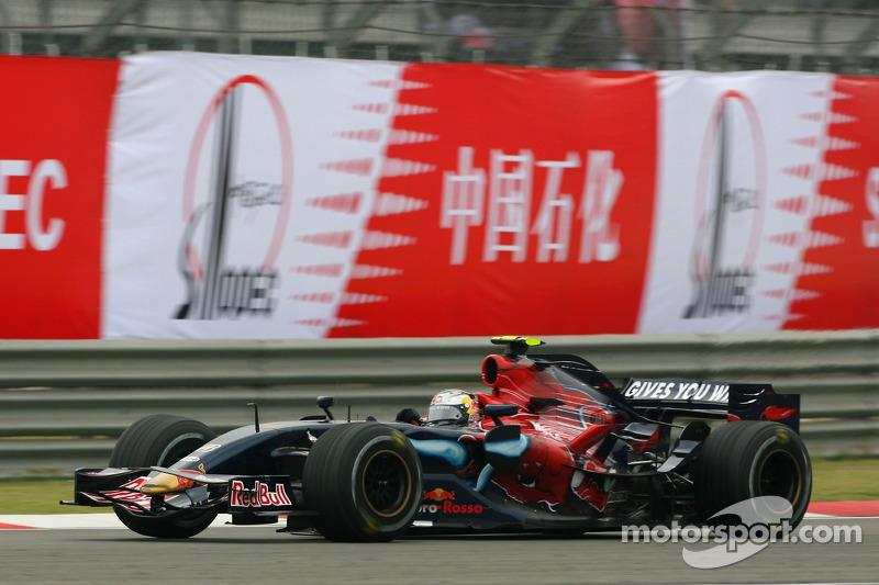 #19: Себастьян Феттель, Scuderia Toro Rosso, STR2